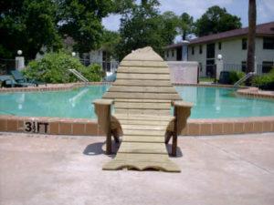 dolphin-chair